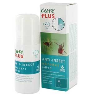 CARE PLUS NATURAL ROLL ON